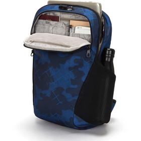 Pacsafe Vibe 20 Backpack blue camo